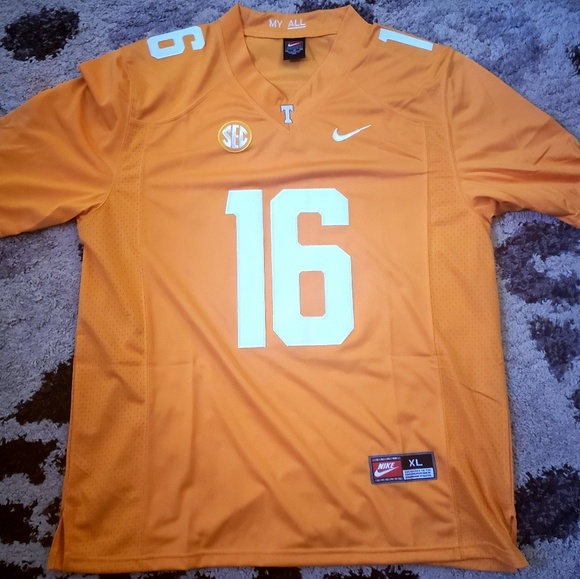 Nike Other - Peyton Manning Tennessee Volunteers Jersey
